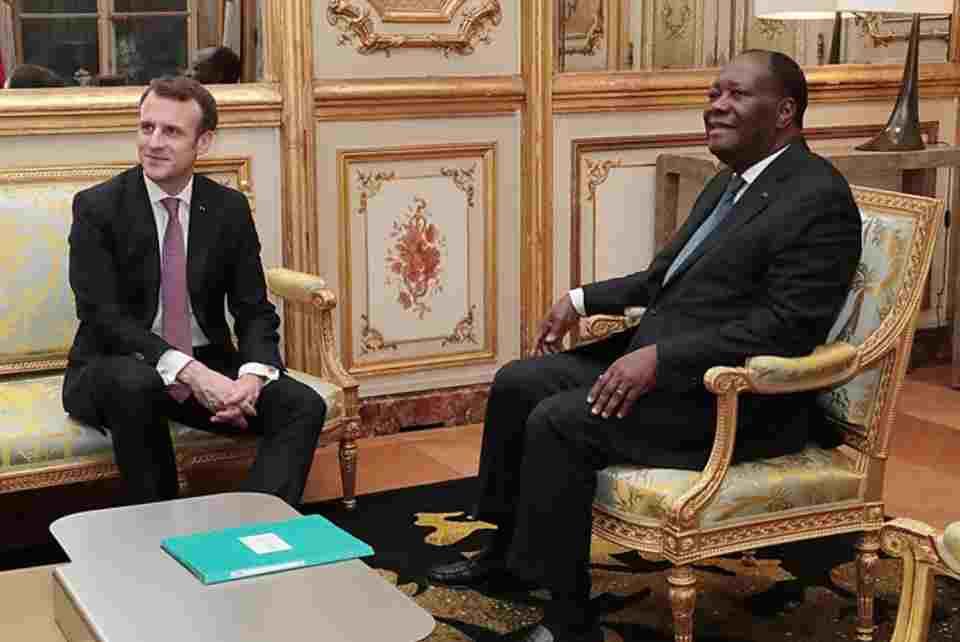 Côte d'Ivoire/élection: Alassane Ouattara reçoit la bénédiction de Paris
