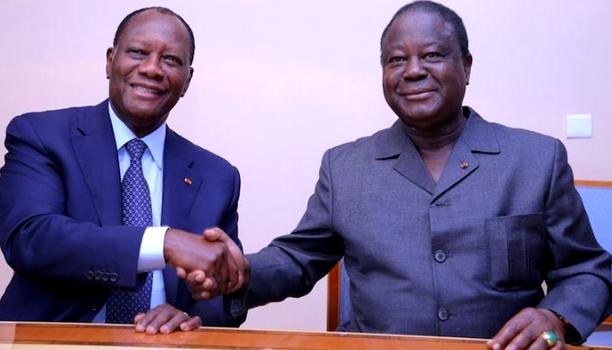 Bedié, Ouattara, Houphouët : les révélations de Jeune Afrique