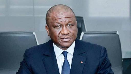 Hamed Bakayoko, premier ministre de la République de Côte d'Ivoire