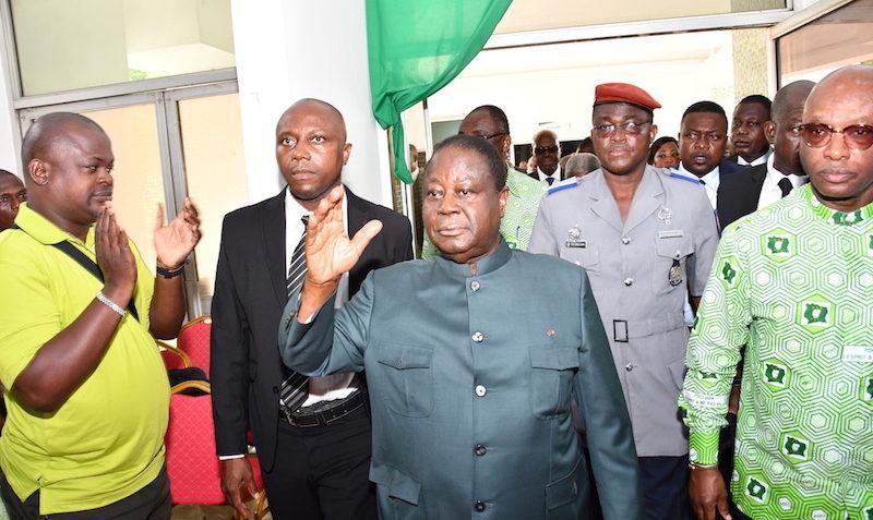 Côte d'Ivoire : l'opposition lance l'offensive