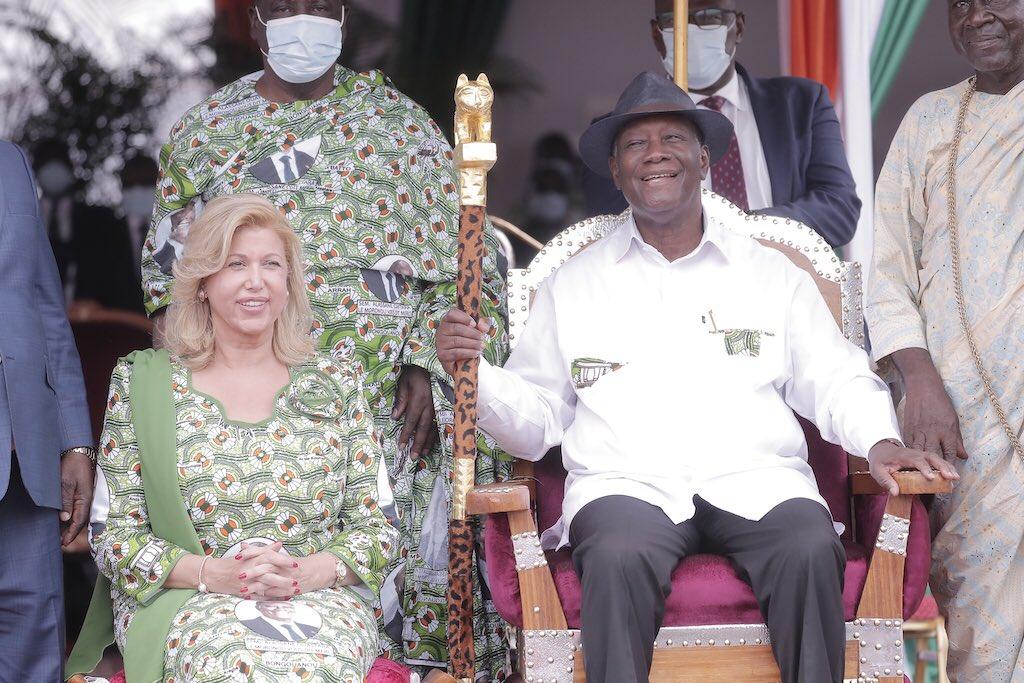 Election 2020: Laurent Gbagbo, le projet de société d'Alassane Ouattara