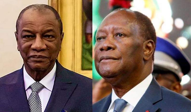 Humiliation : Umaro  Embaló règle une fois encore ses comptes à Ouattara et Condé