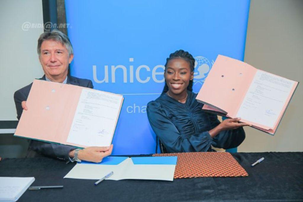 Côte d'Ivoire: Muriel Ahouré nommée ambassadrice de l'UNICEF