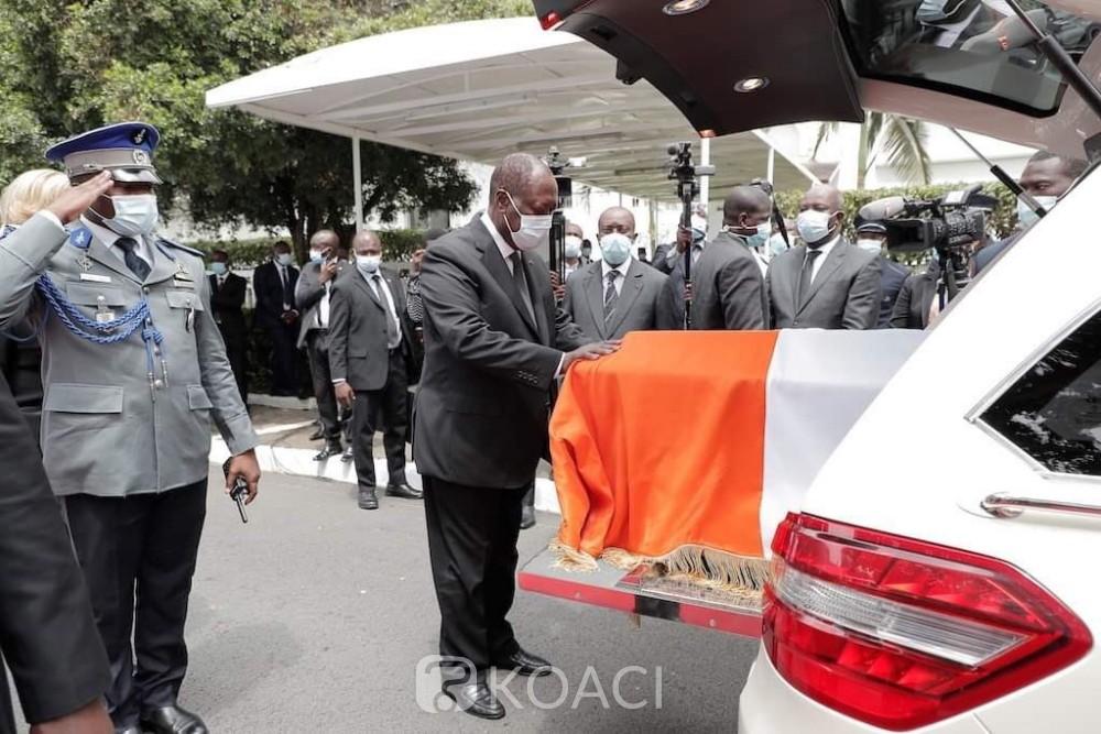 Côte d'Ivoire : Sidiki Diakité fait commandeur dans l'ordre national