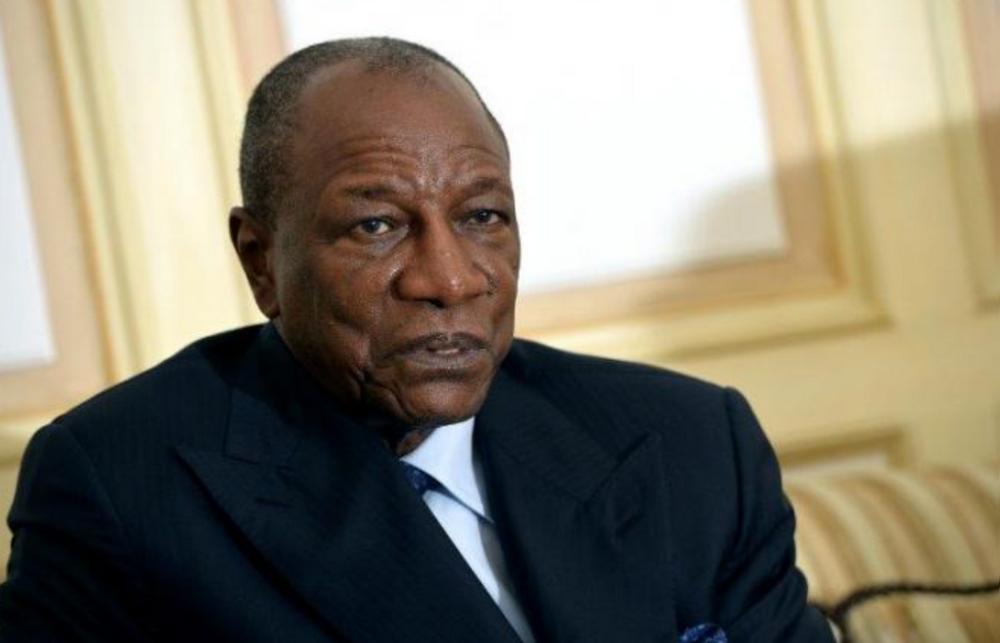 Guinée: Alpha Condé règle ses comptes à Umaro Sissoco Embaló