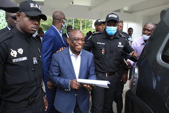 Conseil de discipline du Pdci : KKB débarque avec 15 policiers