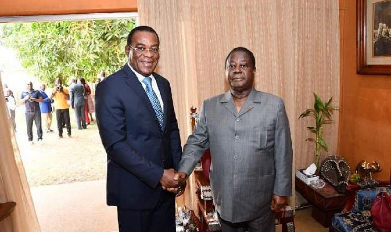 Côte d'Ivoire: l'opposition va dialoguer avec le gouvernement que si… !