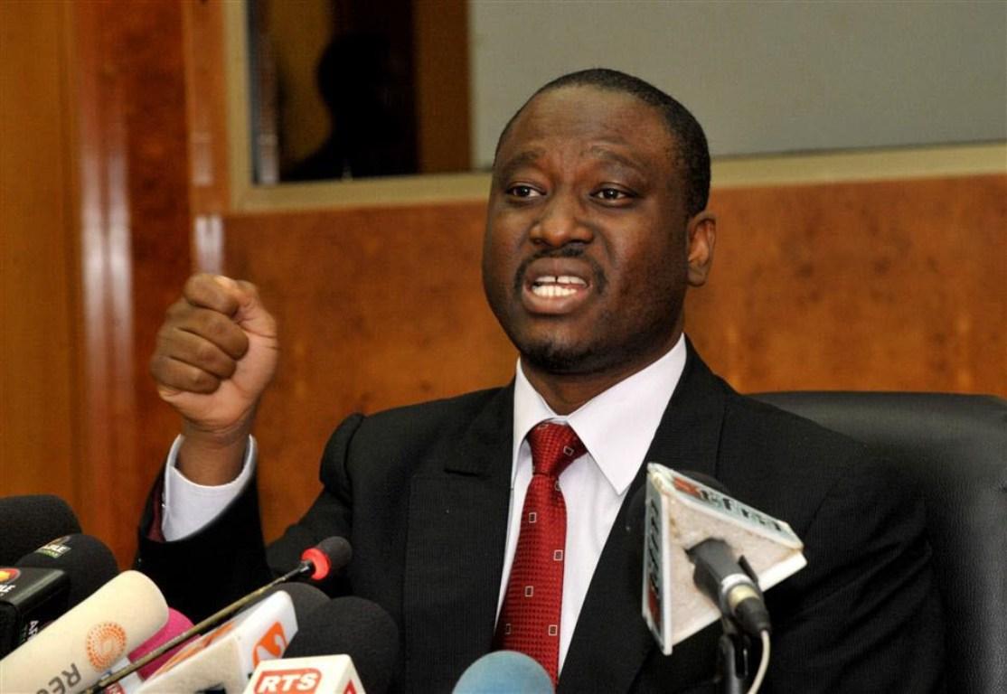 """Guillaume Soro: """"l'opposition ivoirienne n'acceptera pas des élections le 31 octobre"""""""
