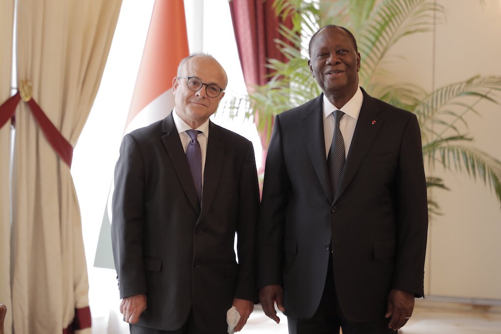 'Nous poursuivrons nos efforts en vue de continuer de rassembler les Ivoiriens'