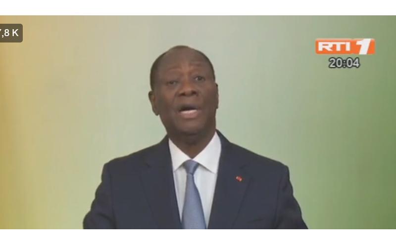 Discours  : Ouattara négocie une rencontre avec Bédié et promet la prison aux autres opposants