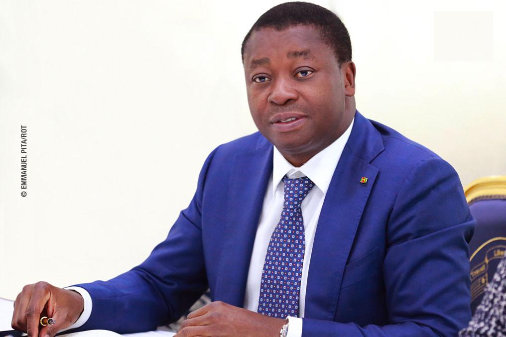 Biographie de Faure Gnassingbé, président du Togo