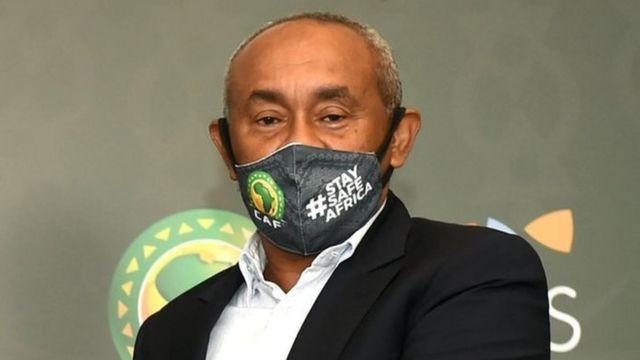 CAF : le Tas suspend provisoirement les sanctions de la Fifa contre Ahmad Ahmad