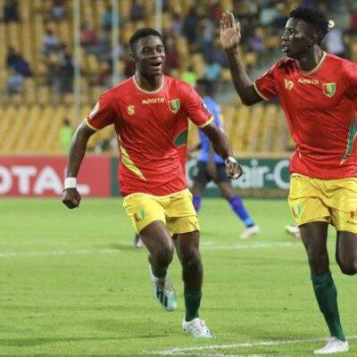 CHAN 2020 : Mali vs Guinée (DIRECT)