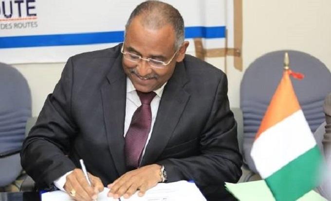 Côte d'Ivoire : Patrick Achi nommé premier ministre par intérim.