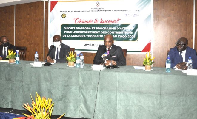 Investir au Togo : lancement du guichet diaspora