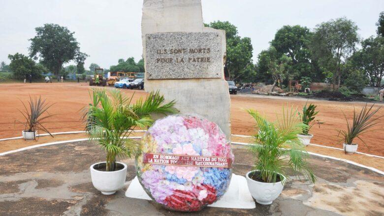 Journée des martyrs : le 21 juin 2021 férié  chômé payé au Togo