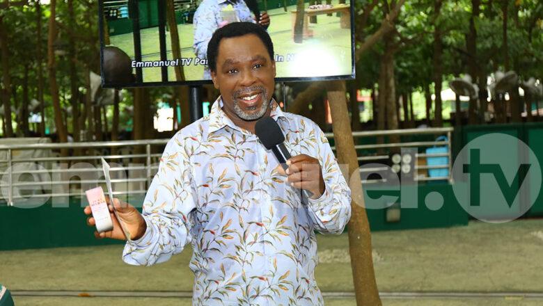 OFFICIEL : le célèbre pasteur nigérian TB Joshua est mort