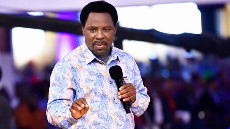 URGENT : la presse nigériane annonce la mort du pasteur TB Joshua