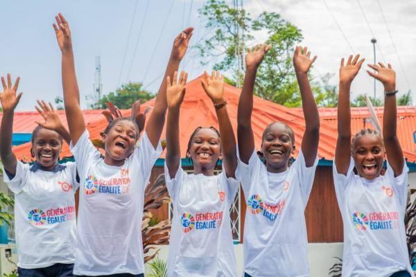 Togo: Victoire Dogbe et les recommandations des jeunes filles