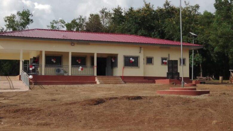 Togo : la mairie de Tchamba dotée d'un nouveau bâtiment
