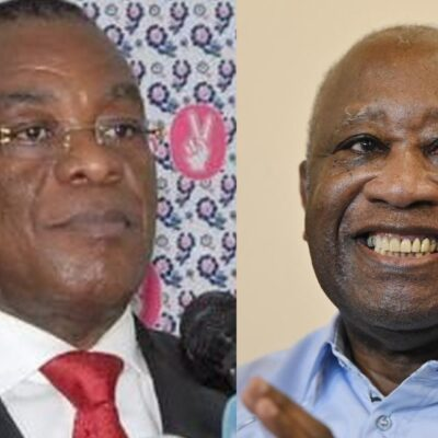 Côte d'Ivoire : Pascal  Affi N'guessan chasse Laurent Gbagbo du FPI