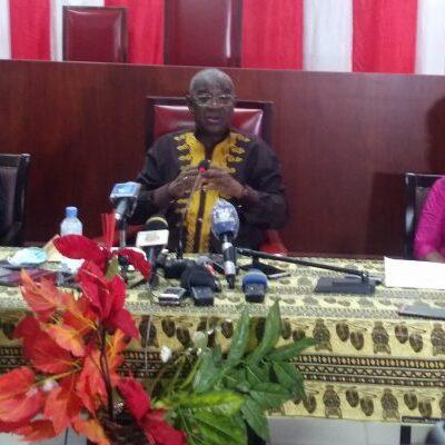 Togo-justice : le président de la cour suprême dénonce les magistrats gangsters